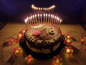 Happy 18th Birthday Poets of the Fall from Nicola